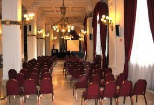 Palazzo dei leoni, ex Provincia, Salone degli Specchi