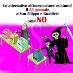 """#Milazzo. Inceneritore, ambientalisti a Crocetta: """"Basta dichiarazioni tv"""""""