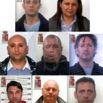 #Sicilia. Carte clonate e riciclaggio: arresti a Messina, Palermo e Trapani TUTTI I NOMI E LE FOTO