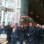 #Messina. L'addio commosso della città a Mino Licordari