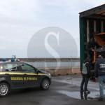 #Catania. Controlli al porto: scoperti e sequestrati escavatori rubati