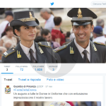 #GuardiadiFinanza. Bando per 3 allievi finanzieri