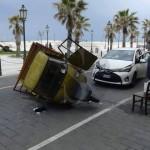 #Barcellona. Incidente a Calderà tra auto e moto ape, due feriti