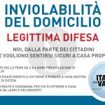 #Sicilia. Legittima difesa, dopo Palermo la raccolta firme di IDV parte anche a Messina