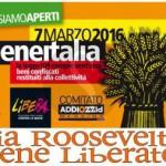 #Messina. Libera, oggi l'apertura dei beni confiscati alla mafia