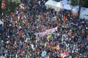 Marcia Libera vista dall'alto 21-3-2016 d