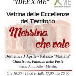 #MessinacheVale. Vetrina delle eccellenze a Palazzo Mariani