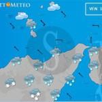 #Messina. Allerta meteo: a mezzanotte scatta il preallarme
