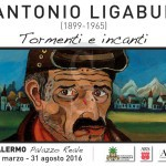 """#Palermo. A Palazzo Reale """"Antonio Ligabue, tormenti e incanti"""""""