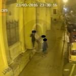 #Messina. Le videocamere riprendono tutto: caccia al vandalo di Palazzo dei Leoni