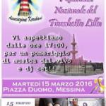 #Messina. V Giornata Nazionale del Fiocchetto Lilla