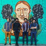 #Barcellona. La Banda del Pozzo sul palco del concerto del Primo Maggio