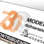 #Messina. I modelli 730 in distribuzione all'URP di Palazzo Zanca