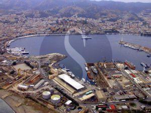 Arsenale, Zona Falcata, porto, Sicilians