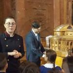#Palermo. Gli scolari del Collegio di Maria al Capo in visita al Teatro Massimo