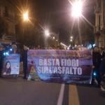 #Messina. Centinaia in corteo per ricordare Rebecca e le altre vittime della strada