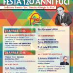 #Messina. Aula Cannizzaro, si presenta la festa per i 120 anni della FUCI
