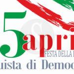 #Messina. Festa della Liberazione, cerimonia a piazza Municipio