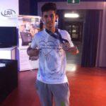 #Parma. Campionato mondiale di pizza acrobatica: il terzo posto al barcellonese Giuseppe Maggio jr
