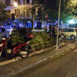 #Messina. Incidente in via Tommaso Cannizzaro tra auto e scooter LE FOTO