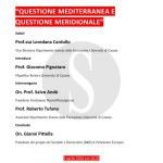 """#Catania. Fondazione Nuovo Mezzogiorno, convegno su """"Questione mediterranea e questione meridionale"""""""