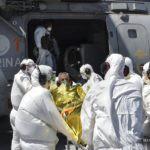 #Sicilia. Operazione Mare Sicuro: la Marina Militare soccorre marinaio tunisino