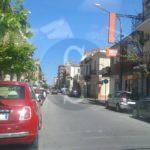 #Barcellona. Notte di fuoco in via Operai: incendiate due motoape