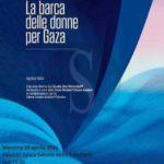 """#Messina. Concerto di solidarietà al progetto """"La barca delle donne per Gaza"""""""