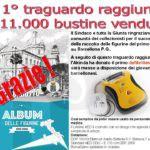 #Barcellona. Album di figurine: vendute 11mila bustine, l'8 maggio tutti al parco La Rosa