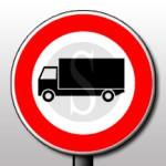 #Messina. Divieto di transito ai mezzi pesanti in via Principessa Mafalda