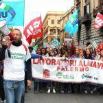 #Palermo. Nuove minacce di esuberi per i lavoratori Almaviva