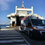 #Messina. Tenta il suicidio gettandosi dalla nave Tremestieri