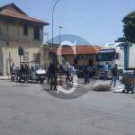 #Messina. Topi e zecche: nuovo blocco stradale in via La Farina