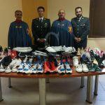 #Caltanissetta. La Finanza dona in beneficenza scarpe e borse sequestrate