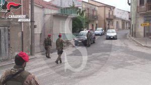 Foto Controllo stradale San Fratello Carabinieri