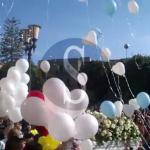 #Messina. L'addio della città al piccolo Rosario Costa  IL VIDEO