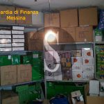 #Messina. Sequestrati 5.500 articoli contraffatti, denunciati 2 barcellonesi