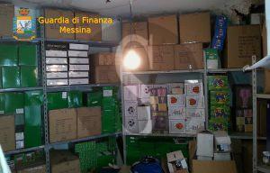 Guardia di Finanza, articoli contraffatti