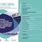 #Catania. Logistica e trasporti via mare, un futuro per la Sicilia