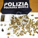 #Comiso. Nascondeva un etto di marijuana in casa, arrestato ventenne