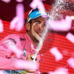 #Ciclismo. Giro d'Italia, Vincenzo Nibali conquista la maglia rosa