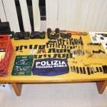 #Vittoria. Controlli a tappeto della Polizia, sequestrate armi e droga