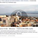 #Sicilia. Messina, la mafia e la misteriosa sparizione del servizio di Rai Storia