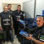 #Marsala. Sequestrati 150 chili di sigarette di contrabbando