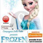 #Messina. Il musical Frozen oggi pomeriggio al Palacultura