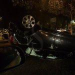 #Messina. Incidente a piazza Unità d'Italia, un ferito