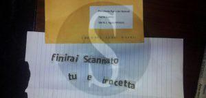 La lettera di intimidazione ad Antoci