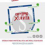 #Catania. Walk of Life: la corsa per sostenere Telethon