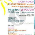 #Messina. Plusdotazione, domani a Palazzo Zanca doppio appuntamento