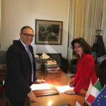 #Messina. Ieri il giuramento del nuovo assessore Daniela Ursino